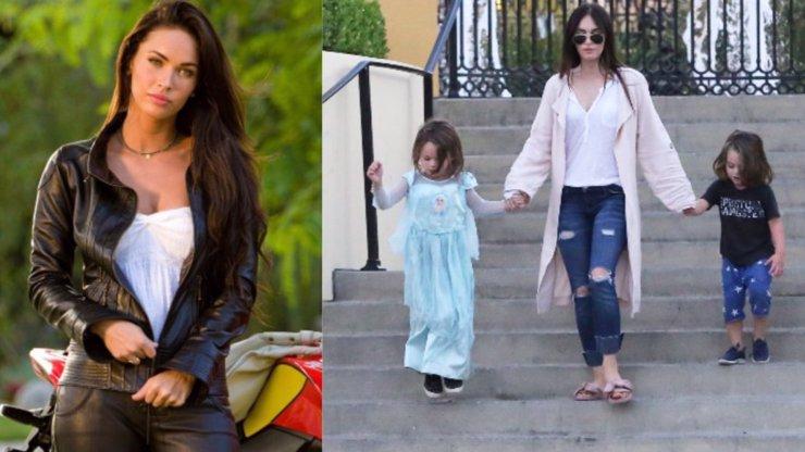 Sexbomba Megan Fox obléká syna jako dívku: Ve škole ho za to děti šikanují