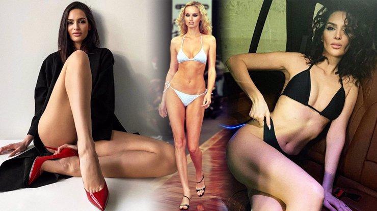 Veronika Vágnerová pro eXtra: Nohy lepší než Sklenaříková, za estetické zákroky se nestydí