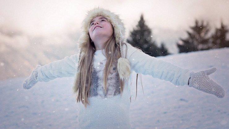 Předpověď počasí: Přichází bílá nadílka, podívejte se, kde v Česku nasněží nejvíc