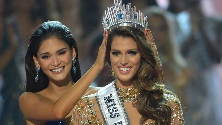 Miss Universe vyhrála Francouzka: Andrea Bezděková totálně ostrouhala!