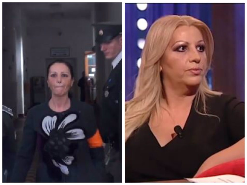 Mojsejová skončila v blázinci! Zešílela, když ji policie chtěla odtáhnout k soudu! Hraje to, aby nemusela do lochu?