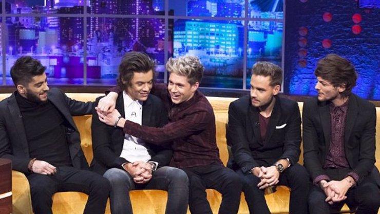 8 faktů o kapele One Direction, kvůli kterým se budete cítit hodně staře