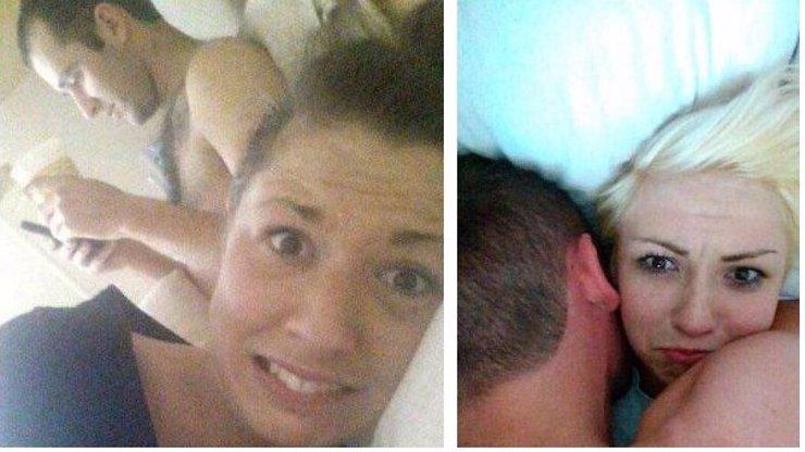Kdo to je a proč ještě nevypadnul?! Holky posílají boží selfíčka po sexu na jednu noc!