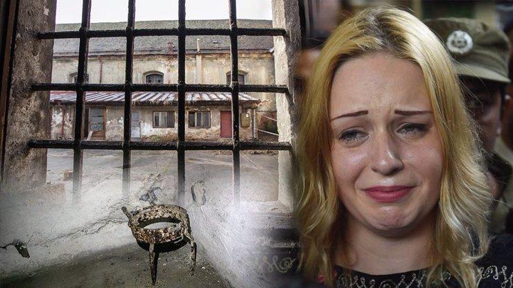 Pašeračce Tereze zůstaly oči pro pláč: Ve vězení přišla o nejlepší kamarádku