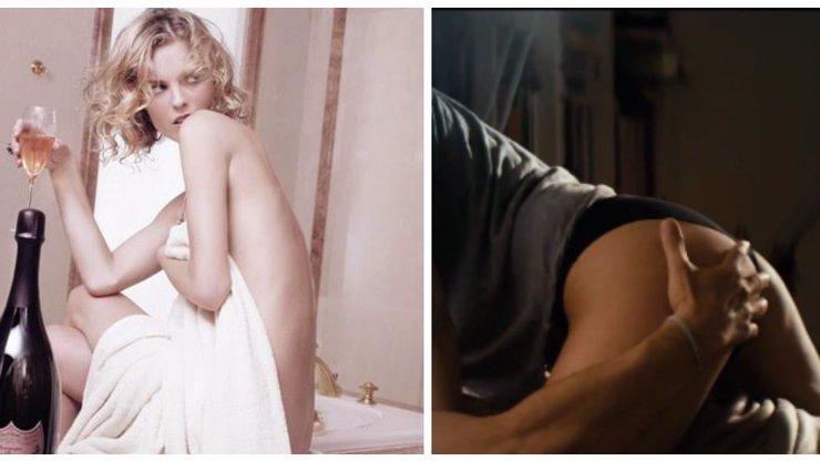 Tohle jsou nejžhavější fotky Evy Herzigové: Svoje luxusní tělo vystavila i ve filmu Pohádkář!