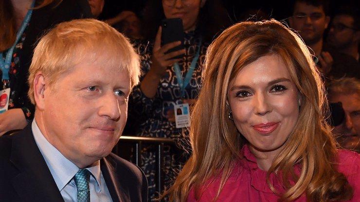 Radost uprostřed pandemie: Boris Johnson je pošesté otcem, syn se narodil předčasně