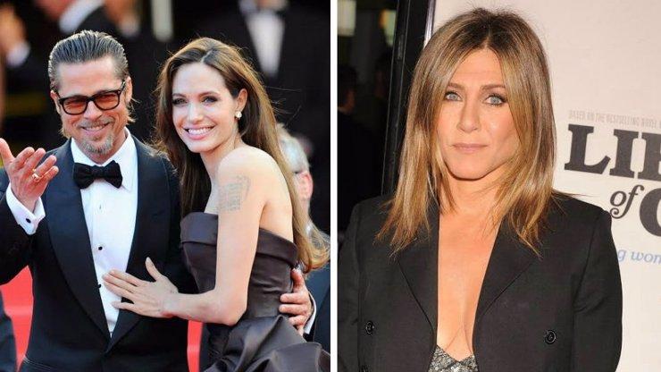 Hodinu po svatbě Brangeliny se Jennifer Aniston nehorázně opila! Dozvěděla se o ní z médií?
