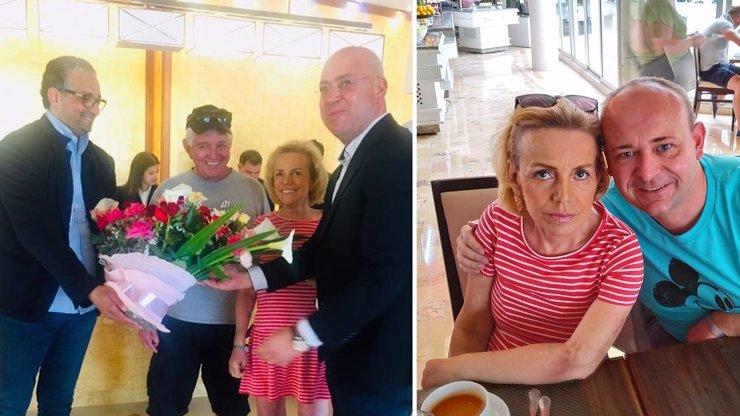 PRVNÍ FOTO po propuštění z nemocnice: Hana Krampolová překvapila svým vzhledem
