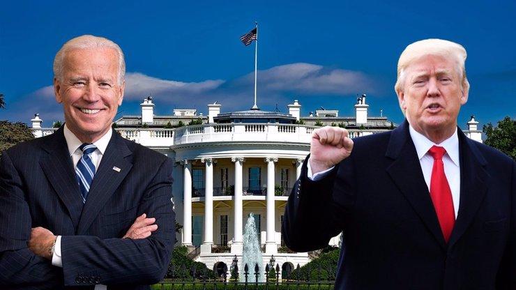 Majetek prezidentů: Biden je proti Trumpovi žebrák, jmění získal až na stará kolena