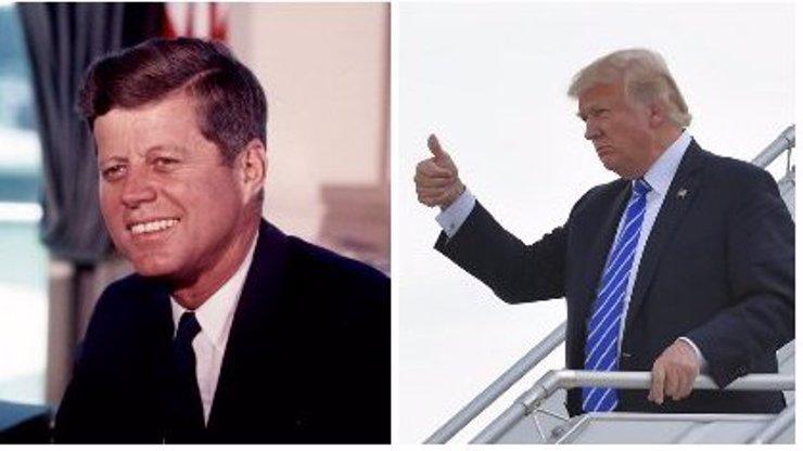 Trump nechal odtajnit spisy FBI o vraždě J. F. Kennedyho
