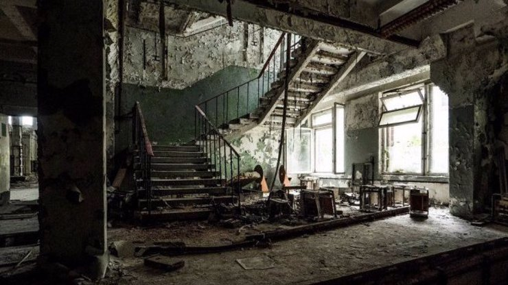 Místo jaderné katastrofy ožije na obrazovkách, takhle vypadá Černobyl  33 let po výbuchu