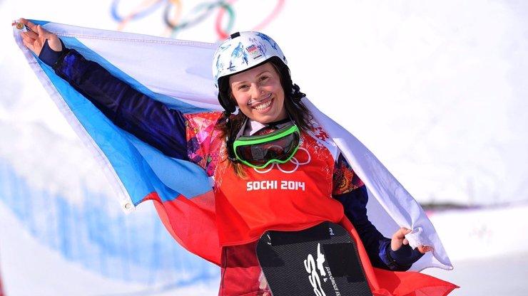 Zlatá vítězka Eva Samková se těžce zranila během tréninku: Je na tom tak vážně, že ji musel okamžitě odvézt vrtulník!