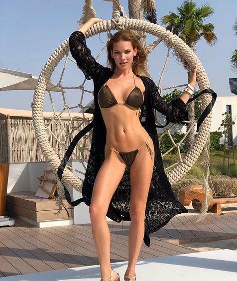 Andrea Verešová v ráji: Ukázala dokonalé tělo v titěrných bikinách