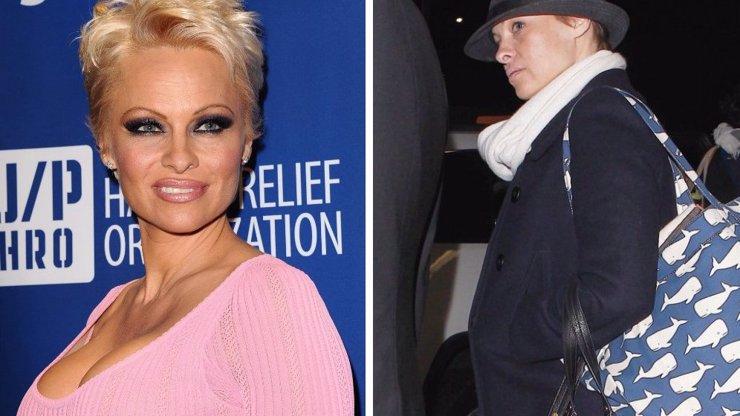 Pamela Anderson už se zase vrací k image sexbomby: Usedlé paní začaly dorůstat vlasy a opět vystavuje svoje silikony! A dokonce se vdala!