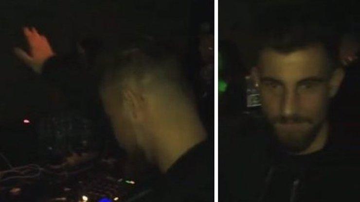 EXKLUZIVNĚ: Před klíčovým zápasem v Jablonci pařil v klubu s rappery! Sparťan Lukáš Vácha prožil divoký večer!