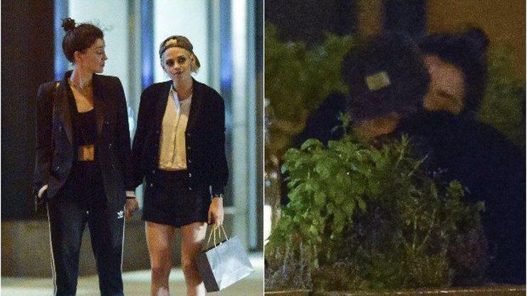 ORGIE PŘÍMO NA ULICI: Kristen Stewart si pohrávala s jazýčkem bývalky Cary Delevingne!