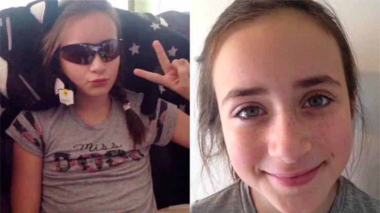 Oslepla z barevných čoček! Emilka (11) se chtěla jen vyfintit na Halloween