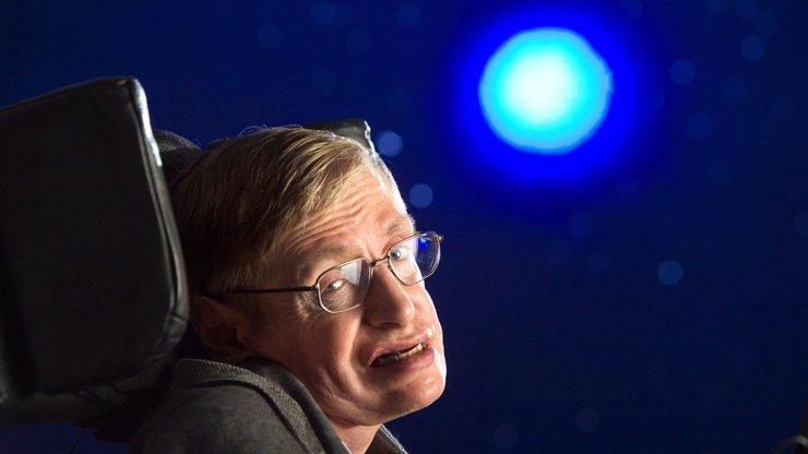 Stephen Hawking před smrtí promluvil o konci světa: Kdy nás podle slavného vědce čeká
