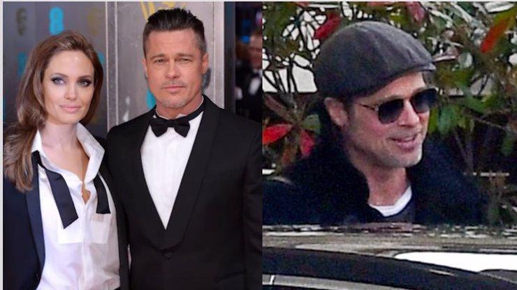 Brad Pitt má konečně na tváři úsměv: Překonal už rozchod s Angelinou?