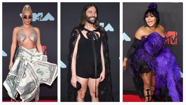 Udílení cen MTV se neobešlo bez módních trapasů: 14 nejhůře oblečených celebrit