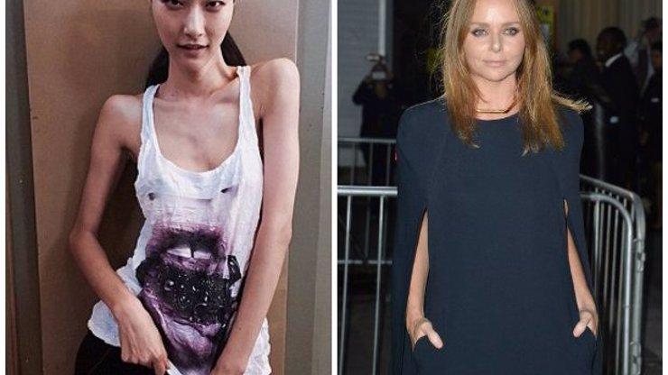 Oblíbená návrhářka Stella McCartney pěkně přestřelila: Vychvaluje anorexii na sociálních sítích!