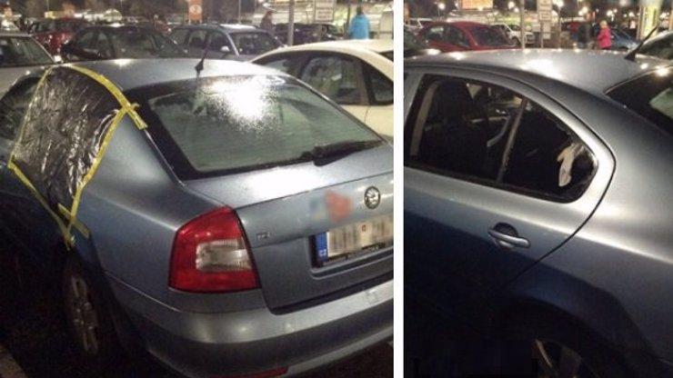 Horor v Olomouci: Miminko zůstalo uvězněné v převrácené autosedačce a dusilo se