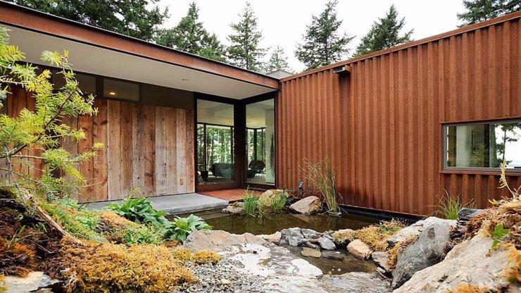 Nádhera: Prohlédněte si 3 nejhezčí domy postavené vloňském roce