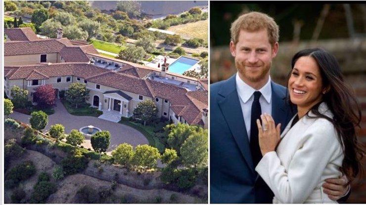 Meghan a princ Harry se konečně usadili: Pronajímají si luxusní sídlo, měsíčně vyjde na miliony