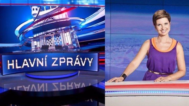 Markéta Fialová má na Prima CNN problémy: Končí i Hlavní zprávy