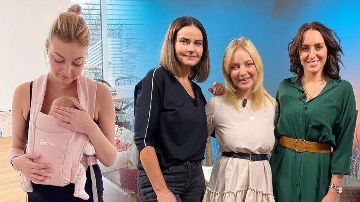 Markéta Konvičková míří do televize: Ze zpěvačky a maminky bude i moderátorka