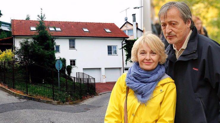 Takhle si žije Veronika Žilková: Do domu v Suchdole se vrátila po roce, má tam i nájemníky