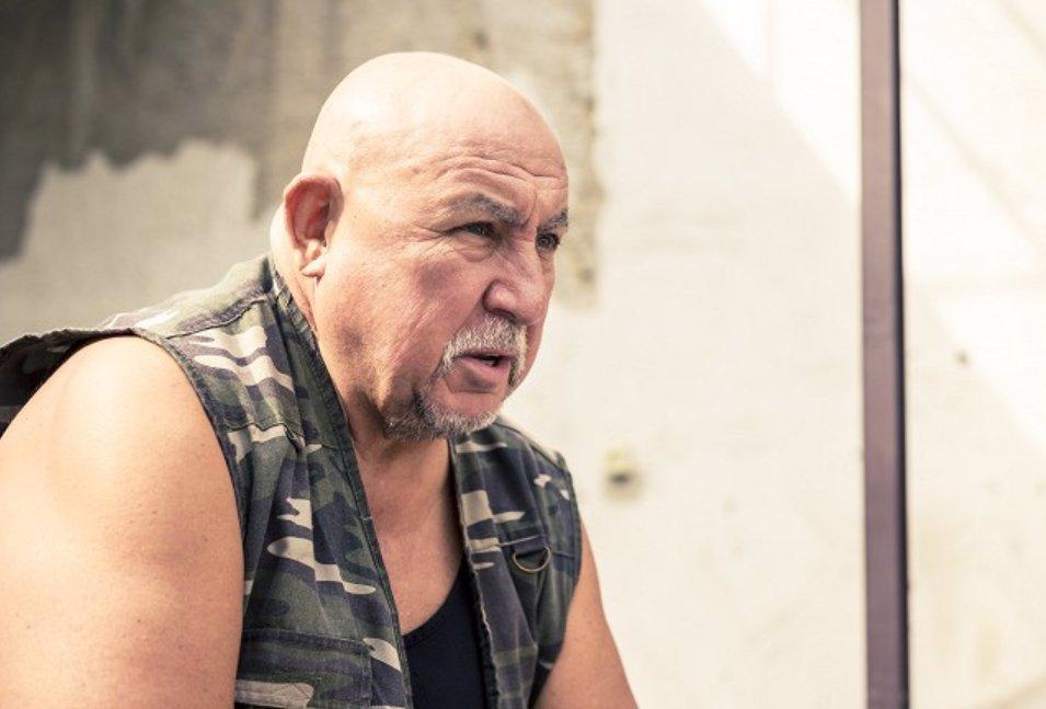 Hvězda z Ulice drasticky zhubla: Andrej Hryc (70), bojující s leukémií, se vrátil domů