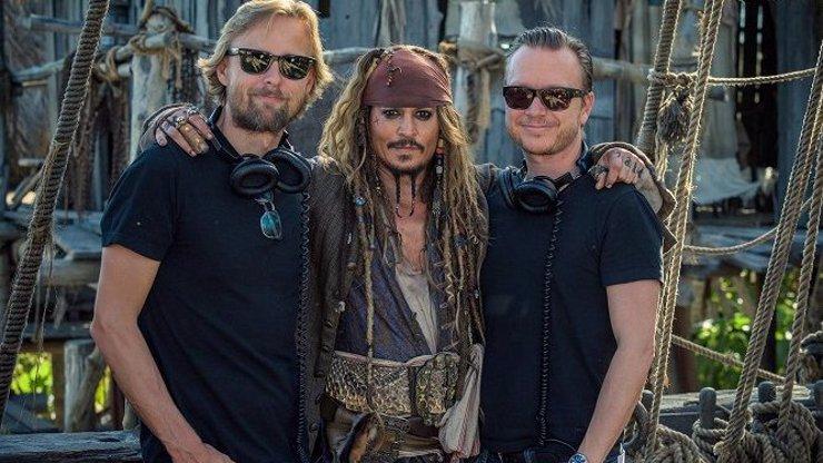Piráti z Karibiku: Salazarova pomsta. Depp se na natáčení párkrát vykašlal a další zajímavosti