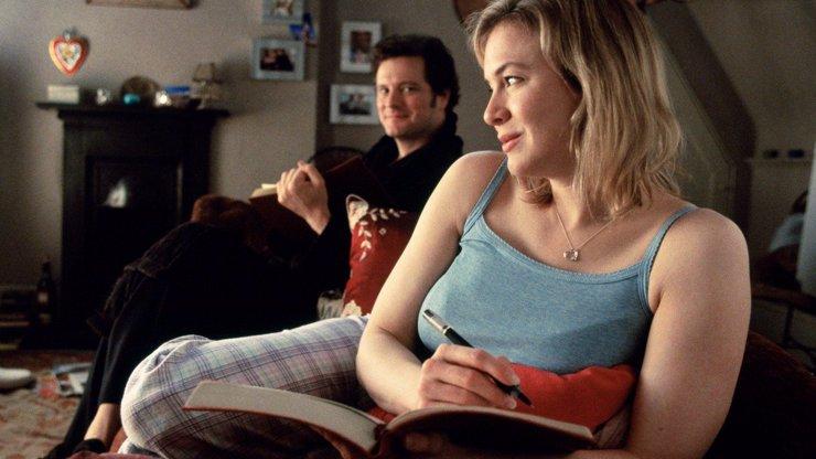 Vtipná a roztomilá Bridget Jones skončila s prvním dílem, dnes večer v TV nastupuje jenom hloupá slípka