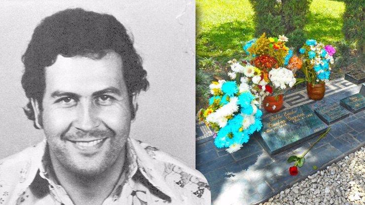 Spáchal slavný narkobaron Pablo Escobar sebevraždu? Muž, který ho připravoval do hrobu, promluvil