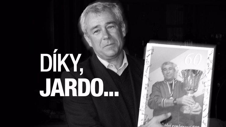 Díky Jardo: Baník Ostrava v slzách. Fotbalový klub přišel o jednu z největších osobností