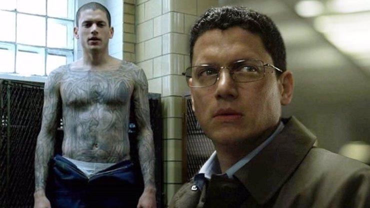 Z vězení už by neutekl: Seriálový krasavec Wentworth Miller zajídá deprese