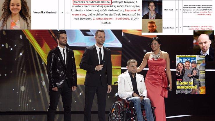 Skandál na Slovensku: X Factor byl zmanipulovaný! Tlačenka, zesměšňování, intriky! Tady je důkaz!