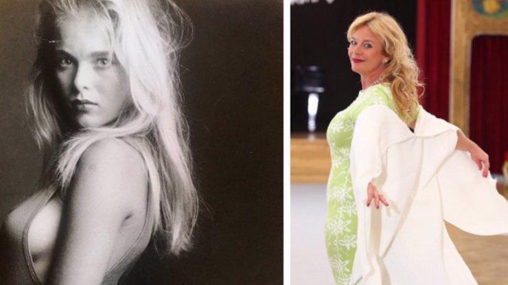 Lucie Benešová se po letech vrátila do role modelky: Hvězda Slunečné bývala pořádně žhavá