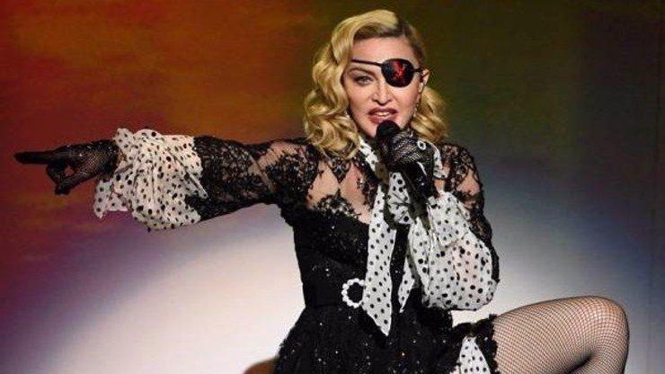 Madonně bývá obvykle jedno, co si o ní ostatní myslí.