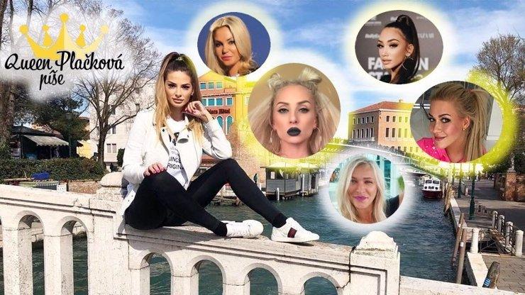 Zuzana Plačková: Ženy, které obdivuji a inspirují mě! Pokud jiné potřebují stylistu, nemají vkus