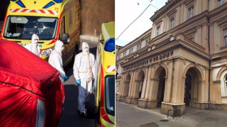Dva noví pacienti v kritickém stavu! V noci je přivezli do brněnské nemocnice u sv. Anny