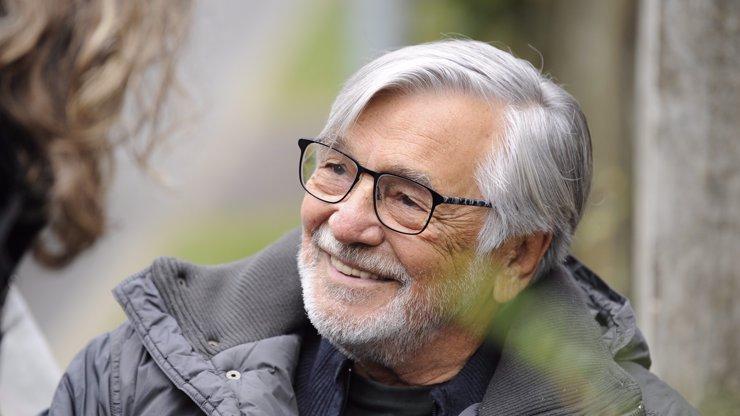 Zbožňovaný Jiří Bartoška si dost možná zahraje ve filmu naposledy