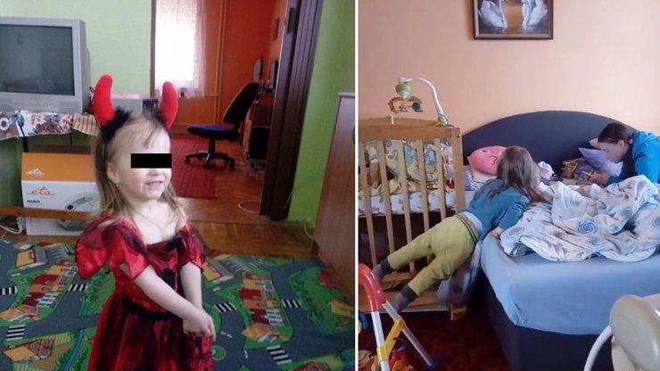 Holky se mají parádně! Takhle bydlí děti Ivy (19) a Mariana (47) z Výměny manželek