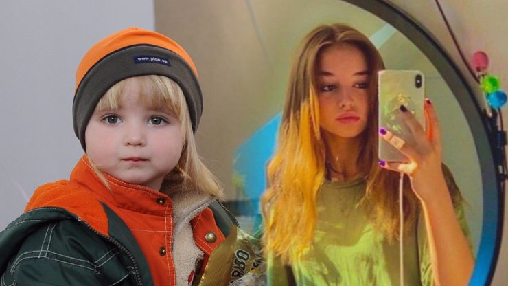 Kordula Stropnická slaví patnáctiny: Z děvčátka s buclatými tvářičkami je půvabná slečna