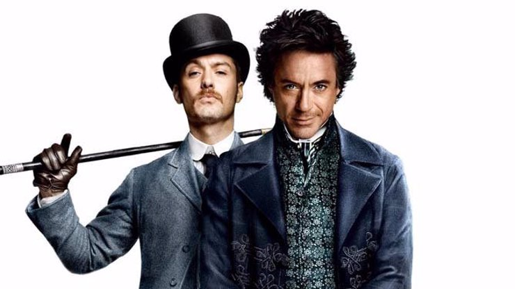 5 zajímavostí o filmu Sherlock Holmes s Robertem Downeym Jr., který uvidíte dnes v TV!