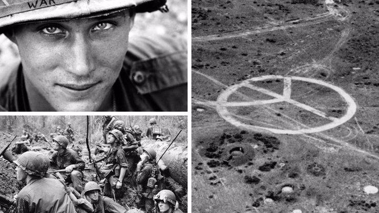 Bolesti vietnamské války, II. díI: 8 slavných fotografií z velkého omylu lidstva