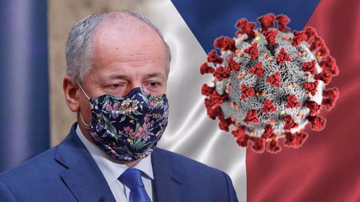 Česko se bouří: Máme si ušít roušky, ale neřekli nám z čeho. Prymula má jasno