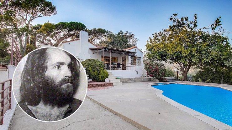 Duchař prodává dům, ve kterém vraždila rodina Charlese Mansona: Bojí se tam i on