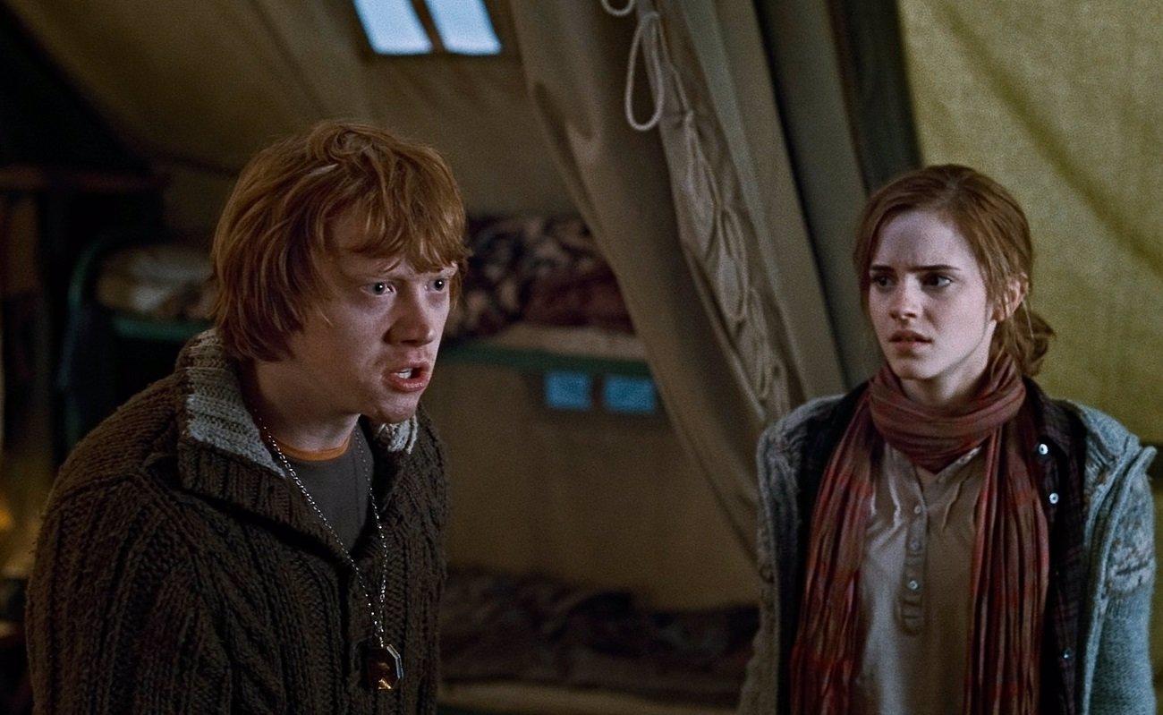 Fanoušci Harryho Pottera, tohle jste slyšet nechtěli: Autorka knih přiznala chybu, když nechala Hermionu vzít si Rona! S kým měla doopravdy skončit?